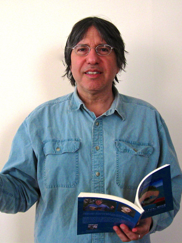 Author photo of Eliot Katz. Photo by Vivian Demuth.